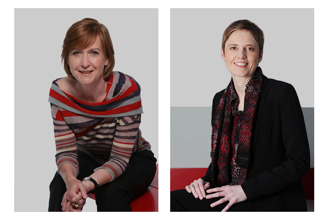 Els De Cremer and Marie Ardouin. Els and Marie are executive search consultants with expertise in the Food and Drink sector.